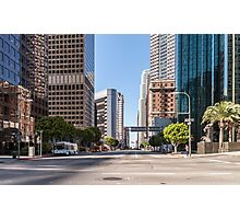 Downtown LA Photographic Print