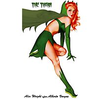 Alberto Vargas Golden-Age Thorn Photographic Print