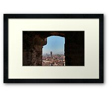 Tower Framed Print
