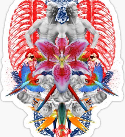 KITSCH II Sticker