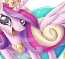 Princess Cadence Sticker Sticker