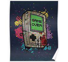 GAMEBOY STREET ART MEDLEY #2 Poster