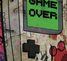 GAMEBOY STREET ART MEDLEY #2 Sticker