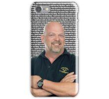 Rick Harrison Phone case iPhone Case/Skin