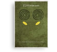 El laberinto del fauno - 2 (Pan's Labyrinth) Canvas Print