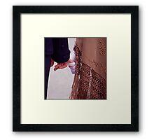 Danse bretonne #1 Framed Print