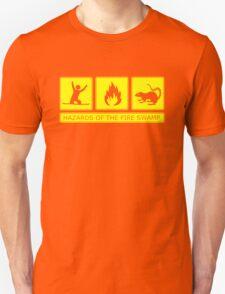 Hazards of the Fire Swamp Unisex T-Shirt