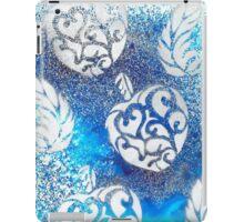 Dark Blue Stardust iPad Case/Skin