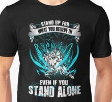 The DragonBall - Even If You Stand Alone Unisex T-Shirt