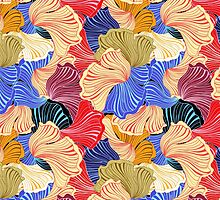 wonderful abstract pattern  by Tanor