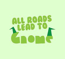 All roads lead to GNOME by jazzydevil