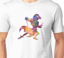 Captain Hook in watercolor Unisex T-Shirt