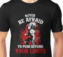 The DragonBall - Your Limits Unisex T-Shirt