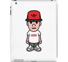 SUPREME - CHANGES CHARACTER iPad Case/Skin