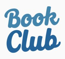 BOOK CLUB (in blue) One Piece - Short Sleeve