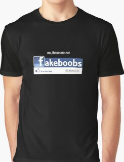 fakeboobs Graphic T-Shirt