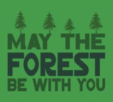 May The Forest Be With You by Lex Carvalho