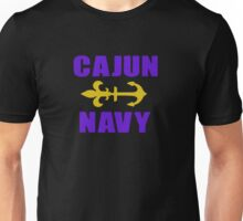 Cajun Navy Louisiana Unisex T-Shirt