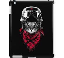 The Adventurer Cat iPad Case/Skin
