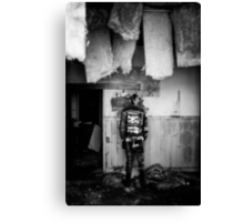 Wigan Punx Canvas Print