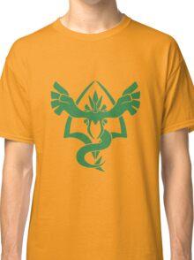 Lugia Pokemon Go Team Harmony Classic T-Shirt