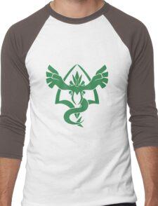 Lugia Pokemon Go Team Harmony Men's Baseball ¾ T-Shirt