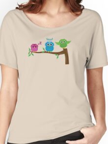 A HOOT OF A TIME! Women's Relaxed Fit T-Shirt