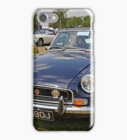 MG  Sports 1798cc 1971 iPhone Case/Skin