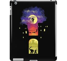 Rags To Riches iPad Case/Skin