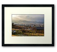 TOHOKU 3 Framed Print
