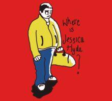 Where is Jessica Hyde? by dani quinn