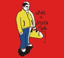 Where is Jessica Hyde? by danielle quinn