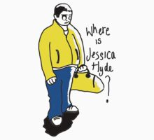 Where is Jessica Hyde? Baby Tee