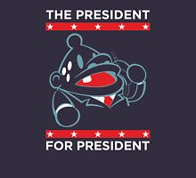 The President For President Mens V-Neck T-Shirt