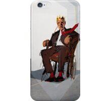 untitled no: 744 iPhone Case/Skin