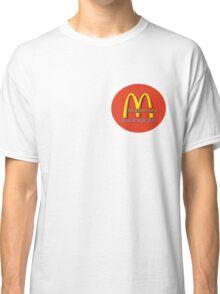 madonna's  (mcDonalds) Classic T-Shirt