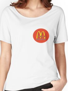 madonna's  (mcDonalds) Women's Relaxed Fit T-Shirt