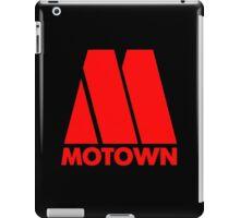 MOTOWN DISCO RECORDS (RED) iPad Case/Skin