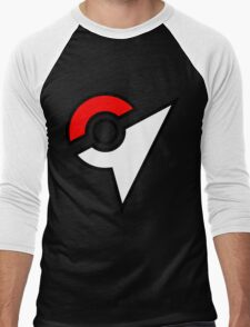 Pokemon Symbol Men's Baseball ¾ T-Shirt