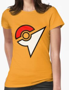 Pokemon Symbol Womens Fitted T-Shirt