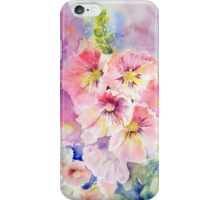 Cottage Garden Summer iPhone Case/Skin