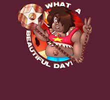 Smokey Quartz -What A Beautiful Day- Unisex T-Shirt