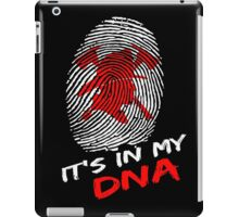 In my DNA -  Firefighter Shirt iPad Case/Skin