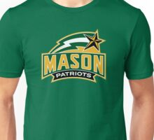 GEORGE MASON PATRIOTS UNIVERSITY Unisex T-Shirt
