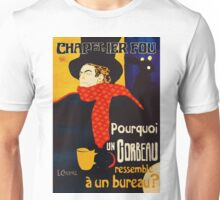 Mad Hatter / Chapelier Fou Poster Unisex T-Shirt