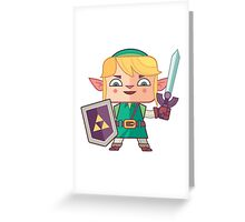 The Adventurer Greeting Card