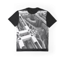 Overrun Futurescape Graphic T-Shirt