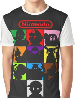 I'm a Nintendo Fan Graphic T-Shirt
