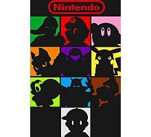 I'm a Nintendo Fan Photographic Print