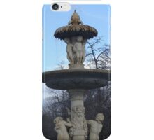 Fantastic fountain iPhone Case/Skin